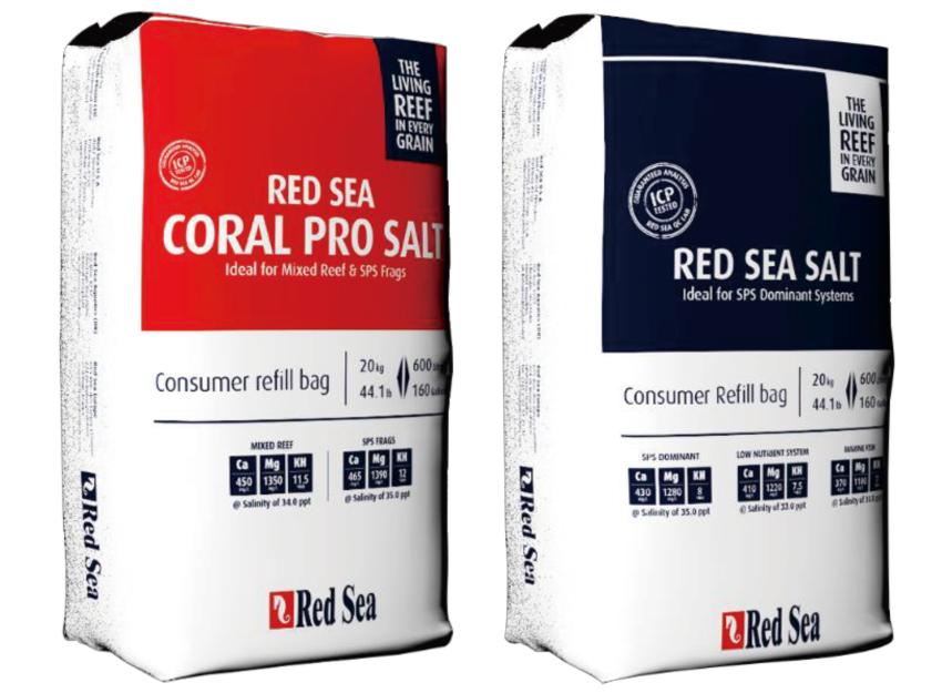 よりお得に、より使いやすく!600L(20kg)袋入り人工海水発売!!